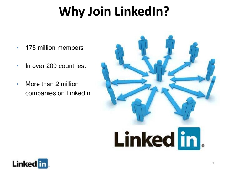Using Linkedin groups for marketing
